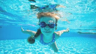 【子どもの皮膚感染症について】ウチの子プールに入って大丈夫?