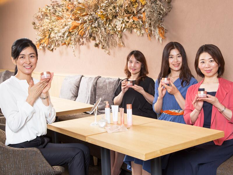 ウォーキングスタイリスト・藍川真季さんに学ぶ☆美姿勢レッスンと美肌の秘密!
